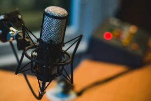 Adventures in podcasting